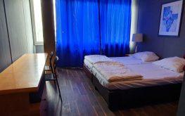 Rooms & Facilities in Hostel Apartment