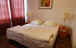 Double Bed Room - separable