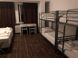 Room prices for overnight stays in Berlin