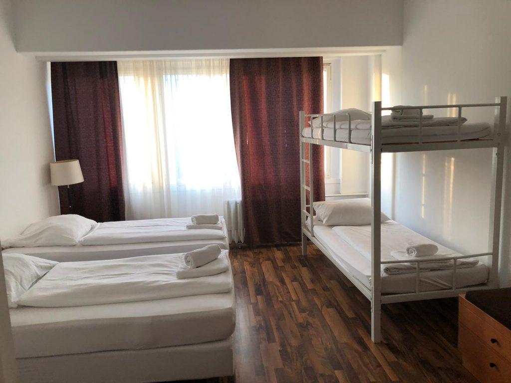 Family room 4er TW +1 EB