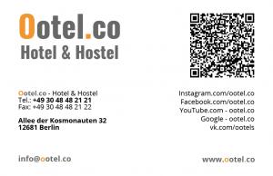 Hotel near Berlin Pankow district