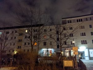 Hotel near Berlin Charlottenburg-Wilmersdorf district