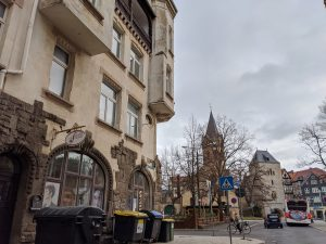 Travel destination Berlin