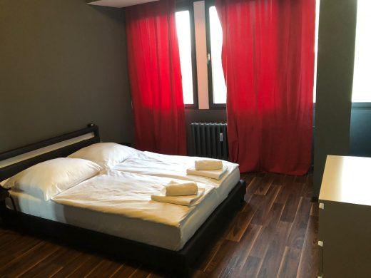 Overnight stay at Motel Berlin